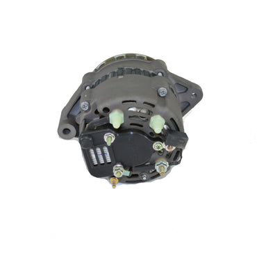 "Alternator 55 Amp Internal Regulator GM Yellow Lead PCM And Indmar <b>1/2""</b> V-Belt Pulley"
