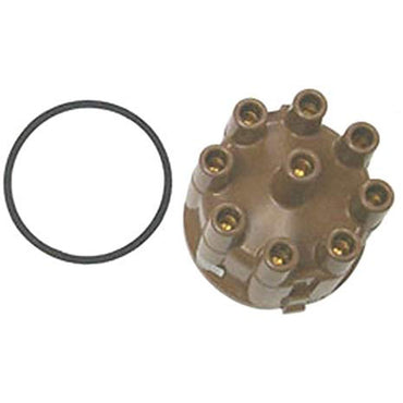 Distributor Cap With O-Ring (86 & Prior) Prestolite Clip Down Sierra Replaces PCM RA108002