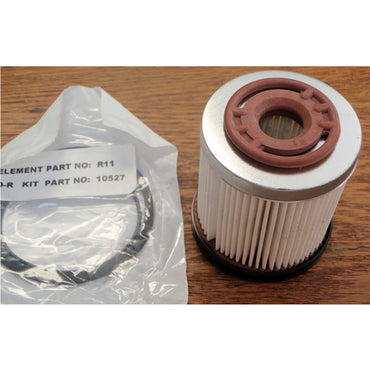FUEL FILTER ELEMENT RACOR R11T FOR 110 & 110a