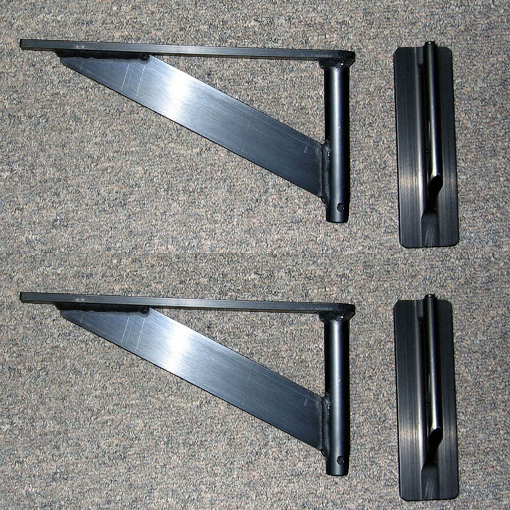 "SWIM PLATFORM CUSTOM KIT REMOVABLE - 13"" TO 21"" - SELECT YOUR BRACKET SIZE AND RISE ANGLE"