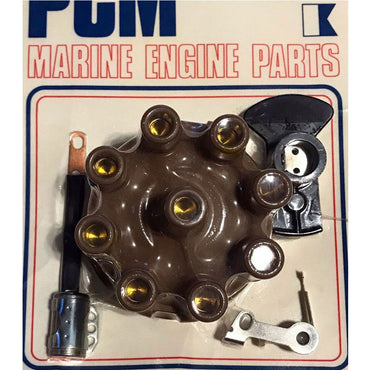 TUNE UP KIT 302-351 (86 & PRIOR) PRESTOLITE - MALLORY CLIP DOWN ORIGINAL PCM ITEM # RP173024