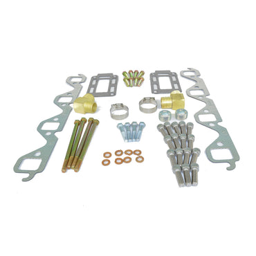 Exhaust Service Installation Kit PCM Ford 302 - 351 Both Sides Complete Set OEM PCM RP173029