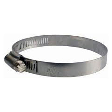 "HOSE CLAMP 3-1/4"" #52 - FOR FOR 3 INCH EXHAUST HOSE"