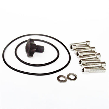 SEA STRAINER O-RING & FULL SERVICE KIT MARINE HARDWARE 2 OR 2-1/2 INCH