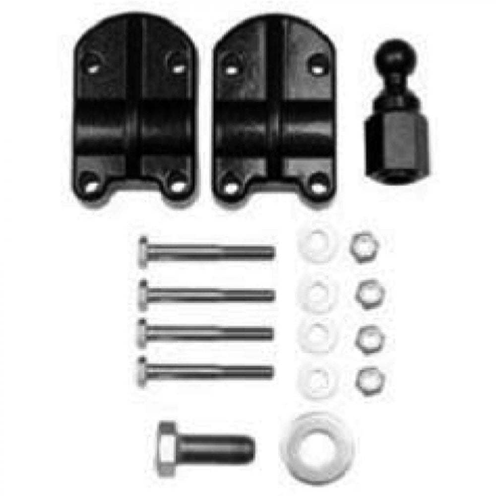 CLAMP BLOCK KIT INBOARD SKI BOATS MECHANICAL STEERING SUPPORT