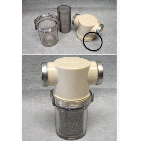 Bilge Pumps/Blowers/Strainers/Drain Plugs