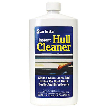 Instant Hull Cleaner Star Brite 32 Oz Bottle Easy On  Easy Off 81732