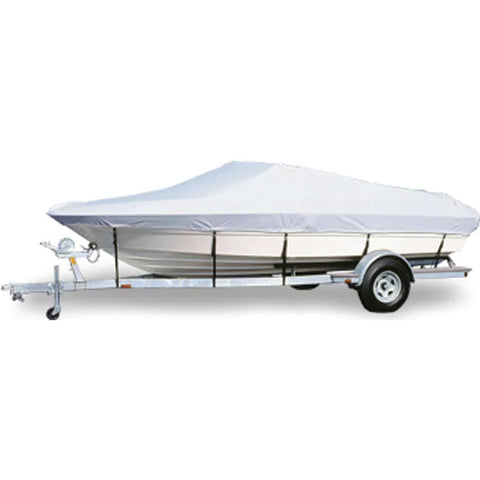 "Cover 17'5"" - 18'4"" CENTER LINE LENGTH - MAX BEAM WIDTH OF 80"" SEMI-CUSTOM COVER"