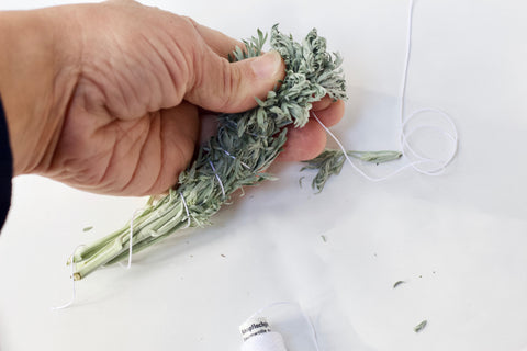 Make Your Own Smudge Stick – Moon Magic co