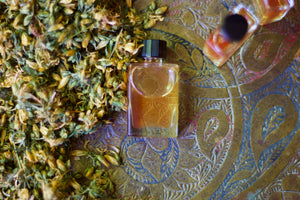 St. Johns Wort Oil, Organic, wild crafted