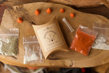 Dream Moon, DIY incense kit, stocking stuffer, pocket size