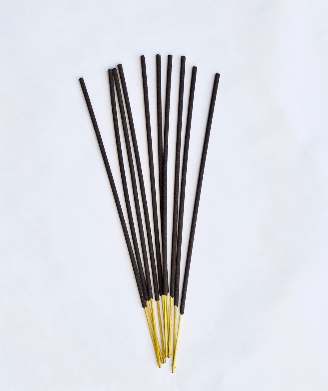 Lemongrass incense, Botanical hand dipped
