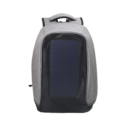 6.8V Charger Backpack Travel Solar Powered Bag Useful Waterproof Backpacking Biking Hiking