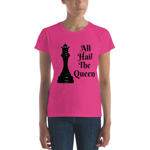 Chess Queen OWA Women's short sleeve t-shirt