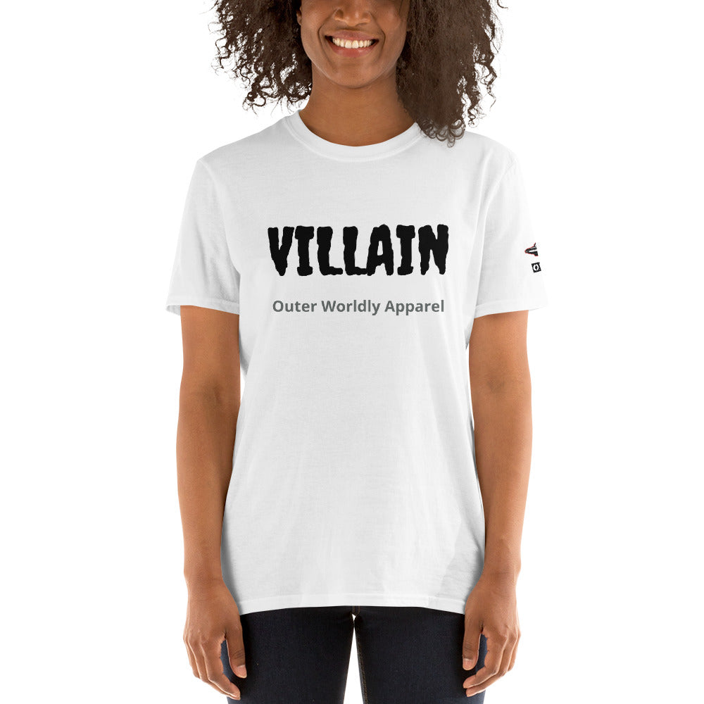 Villain 2 Short-Sleeve Unisex T-Shirt