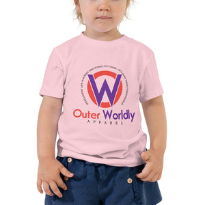 OWA Logo Toddler Short Sleeve Tee