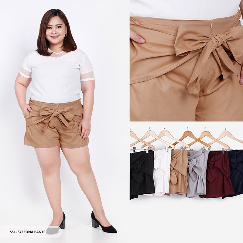 Syezona Plain Short Big Pants
