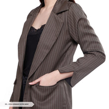 Load image into Gallery viewer, Stilo Armaan Stripe Blazer Regular Outer