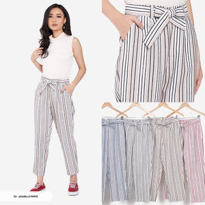 Jesabelle Salur Bow Long Regular Pants Sale 35%