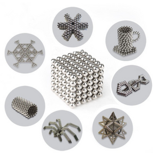 Magnetic Puzzle Metal Balls