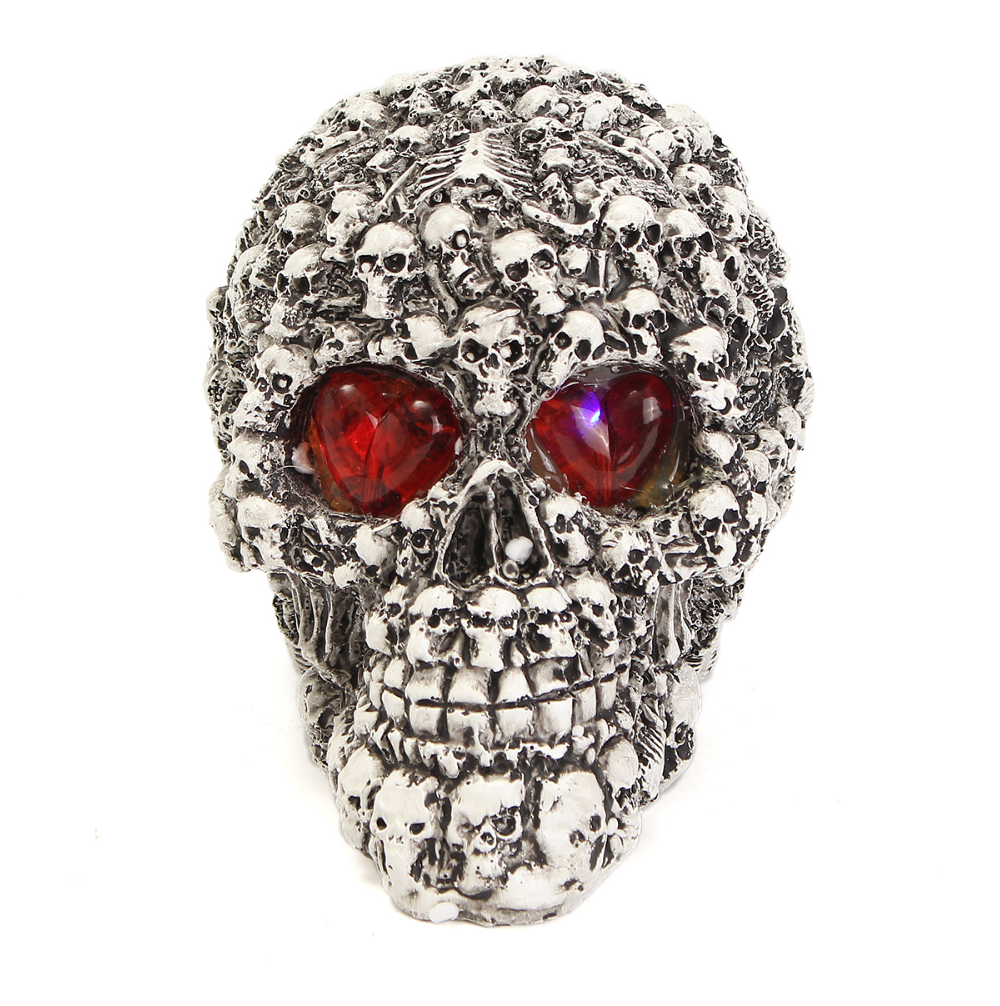 Red Eyed Devil™ LED Skull