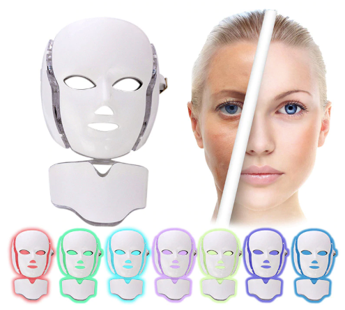 Rejuvay LED Face & Neck Mask