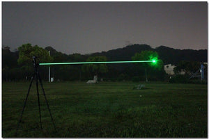 Powerful Green Laser Pointer With Sky Star Cap