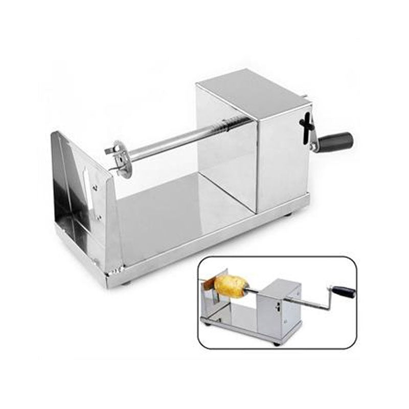 Manual Vegetable Spiral Slicer