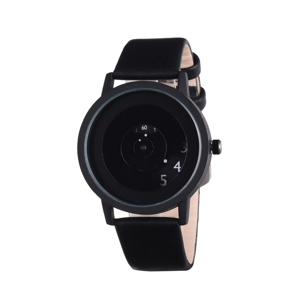 A Simple And Elegant Time Piece For Any Occassion