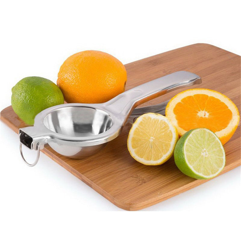 Stainless Steel Lemon Squeezer