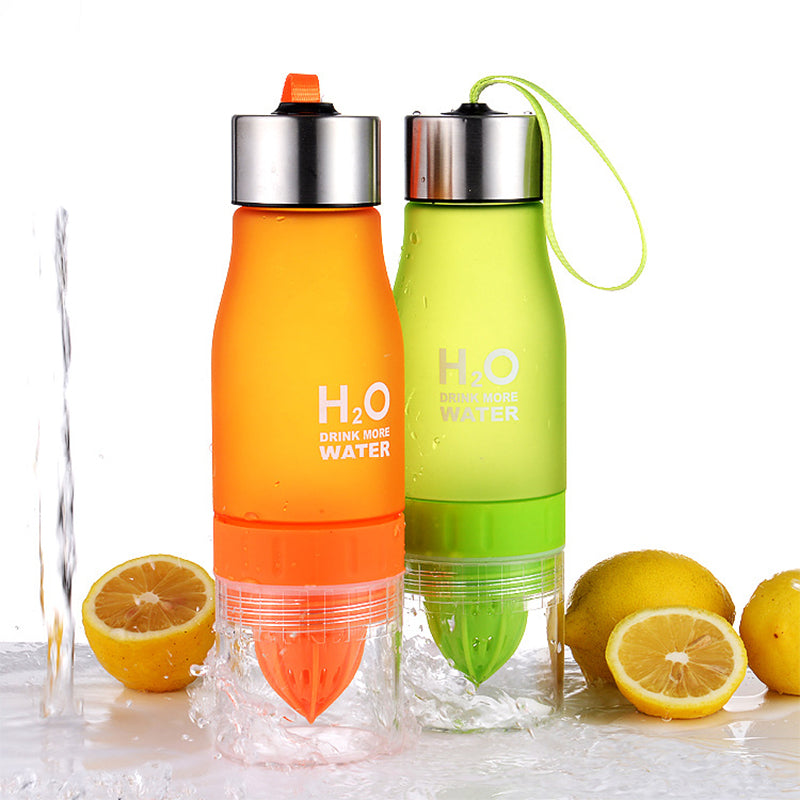 Lemon Infuser Water Bottle