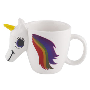 3D Magic Color Changing Unicorn Mug