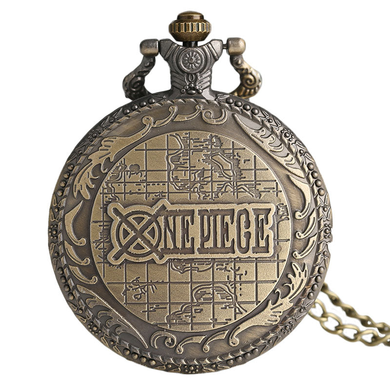Cool Skull Pocket Watch