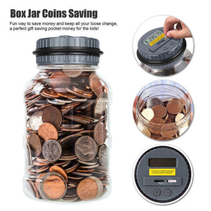 Save Smartly With The Electronic Coin Bank