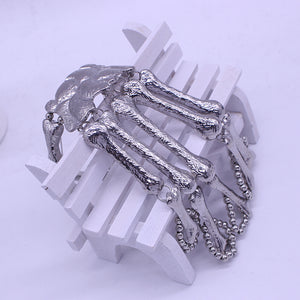 Skeleton Finger Bracelet