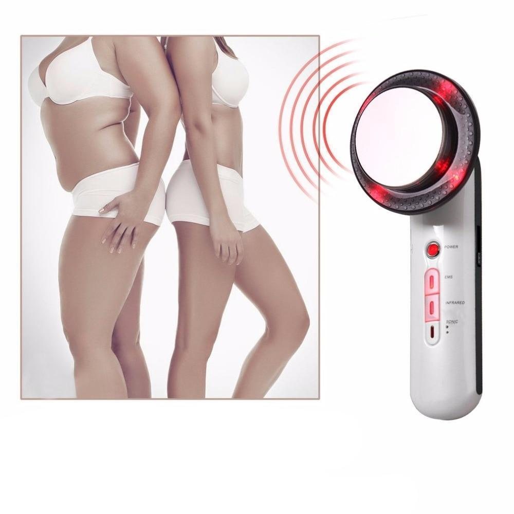 Ultrasonic™️ 3-in-1 Home Cavitation, Fat & Cellulite Remover