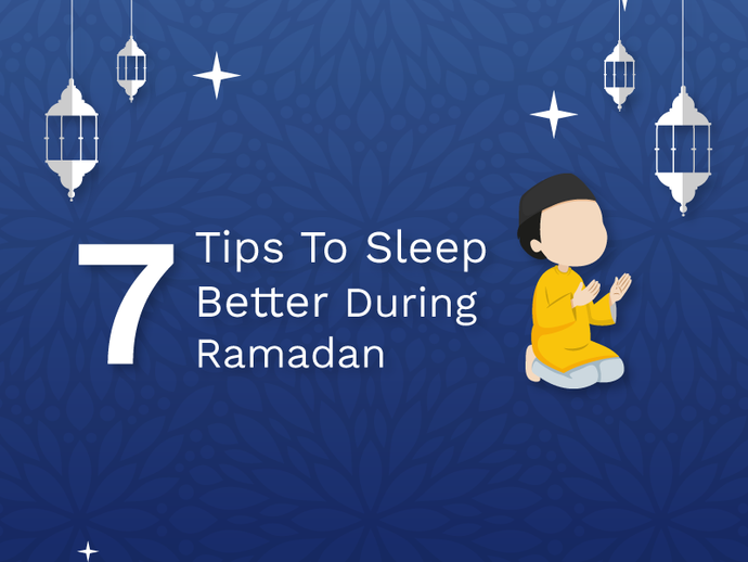 How To Make Sure You Can Sleep Well During Ramadan