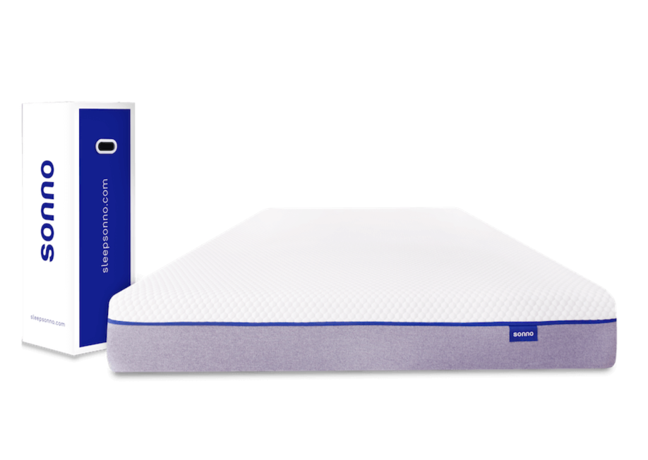 sonno mattress product photo