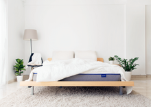 sonno mattress product photo bedroom lifestyle
