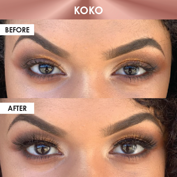 KOKO VEGAN MAGNETIC EYELASHES - Saphyra Boutique