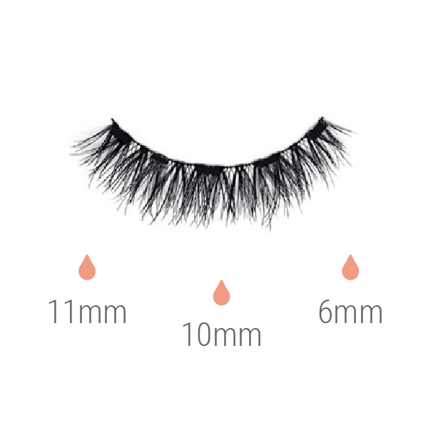 KOKO VEGAN MAGNETIC EYELASHES