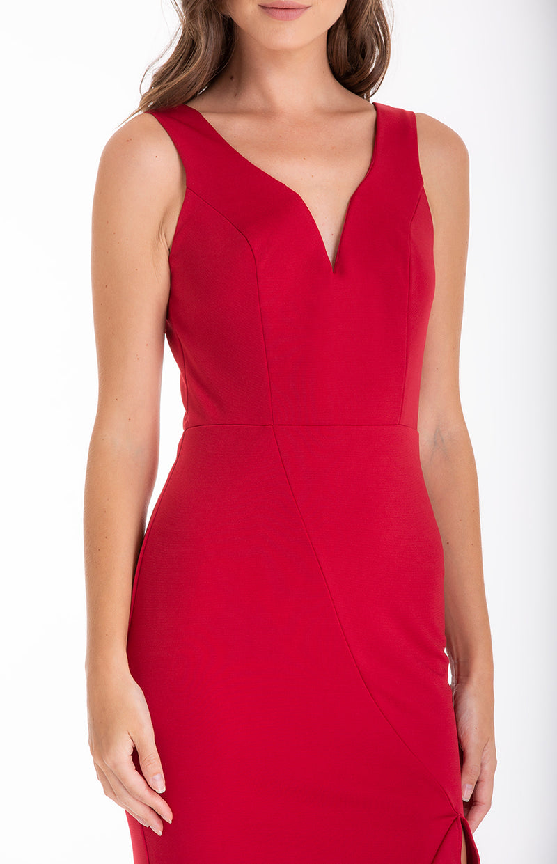 JULIET RED DRESS