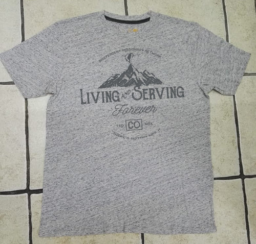 Living and Serving Shirts