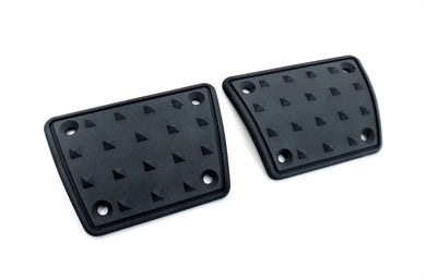 GM Match manual pedal covers