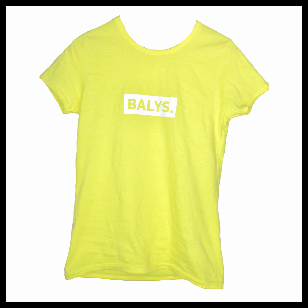 BALYS BOX Shirt - Gelb