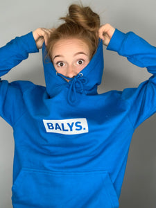BALYS BOX Hoodie - Saphir Blau-Special Offer!!