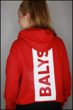 Laden Sie das Bild in den Galerie-Viewer, BALYS BOX Hoodie - Rot