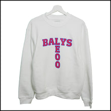 Laden Sie das Bild in den Galerie-Viewer, BALYS Sweatshirt - Weiß SPECIAL OFFER !