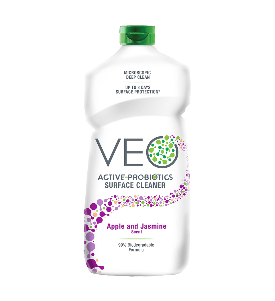 Veo Active-Probiotic Surface Cleaner - Apple Jasmine