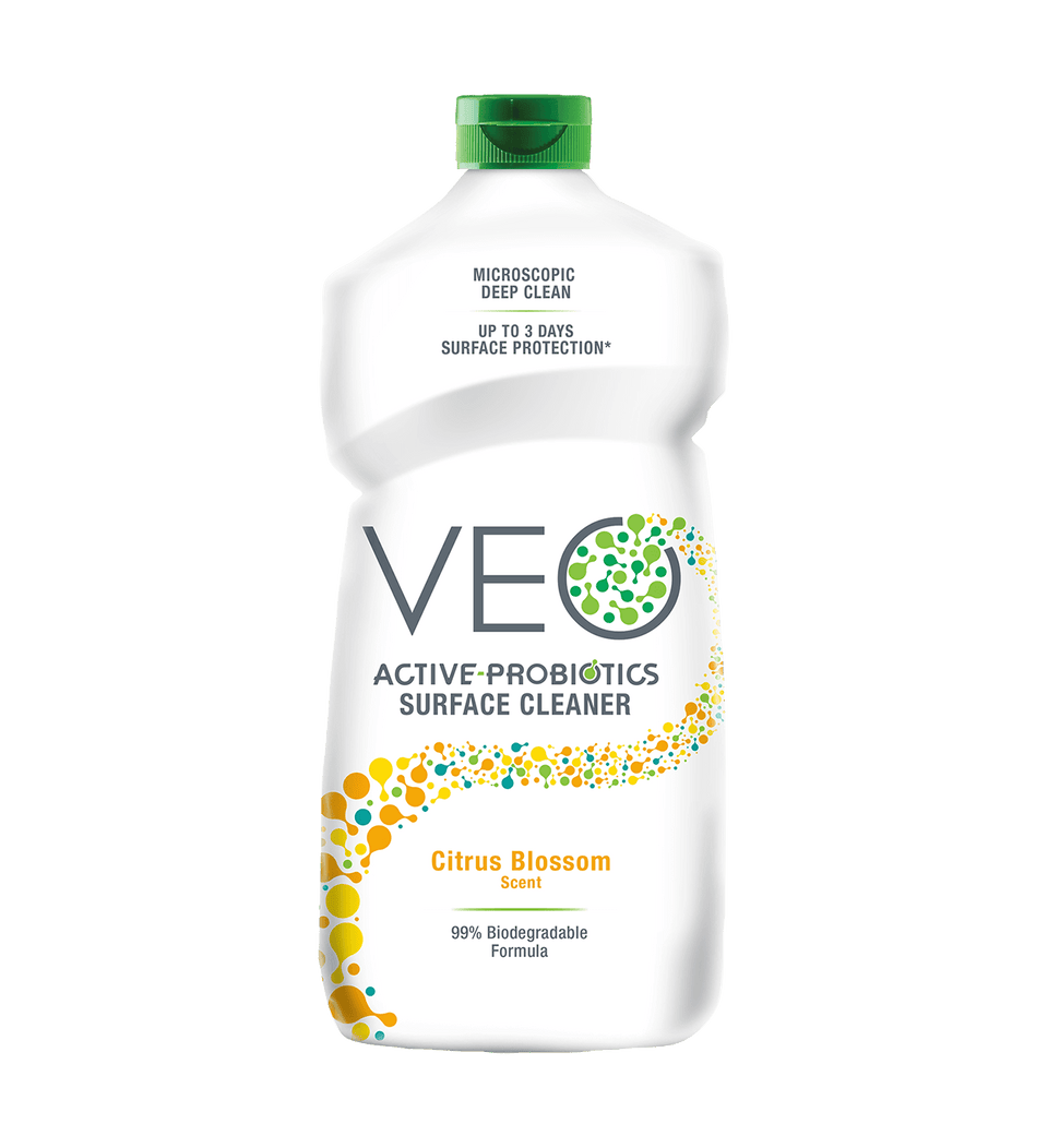Veo Active-Probiotic Surface Cleaner - Citrus Blossom